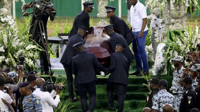 Voici pourquoi le corps de DJ Arafat a été exhumé