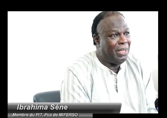 Ibrahima Sène assume ses propos...contre le Khalife des Tidianes