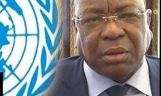 L'onusien Mankeur Ndiaye présente ses condoléances à