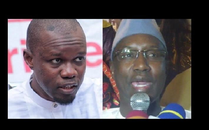 Mamour Diallo...l'homme chargé de détruire Sonko