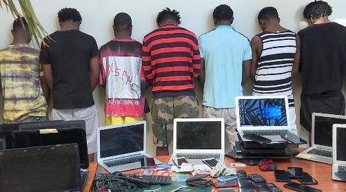 Mbao: des nigérians arrêtés pour...cybercriminalité