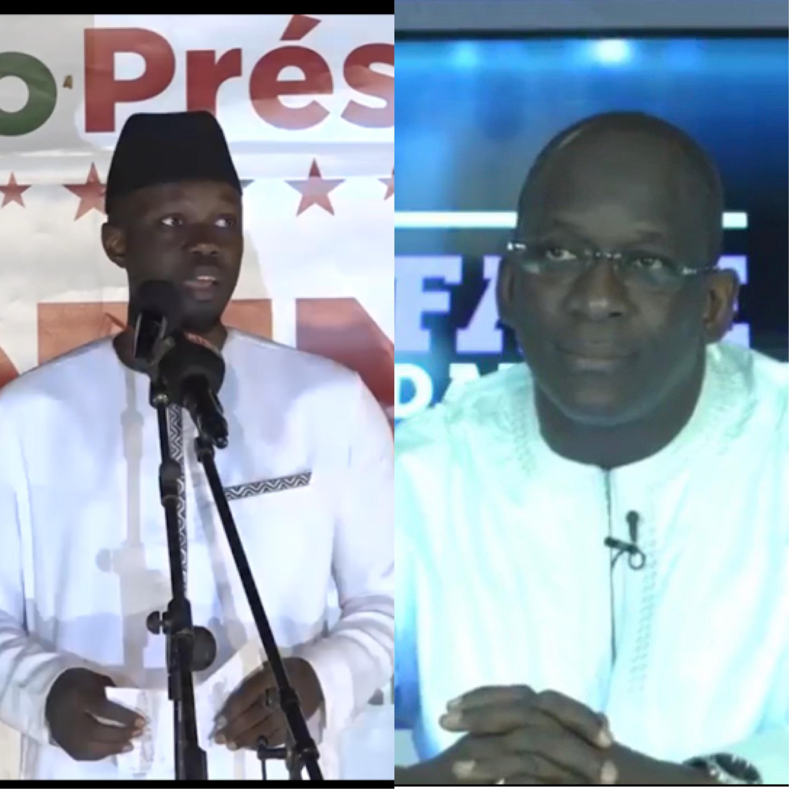 Abdoulaye Diouf Sarr et compagnie...tirent sur Ousmane Sonko
