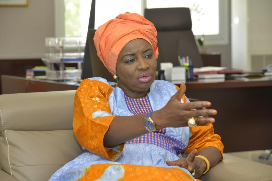 Mimi Touré : « La statue de Faidherbe doit être déboulonnée et remplacée par... »