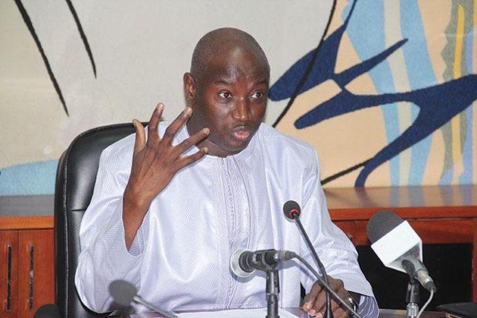 Aly Ngouille Ndiaye :