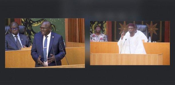 Putsch manqué contre Aymérou Gningue et Serigne Cheikh Mbacké Bara Dolly à...