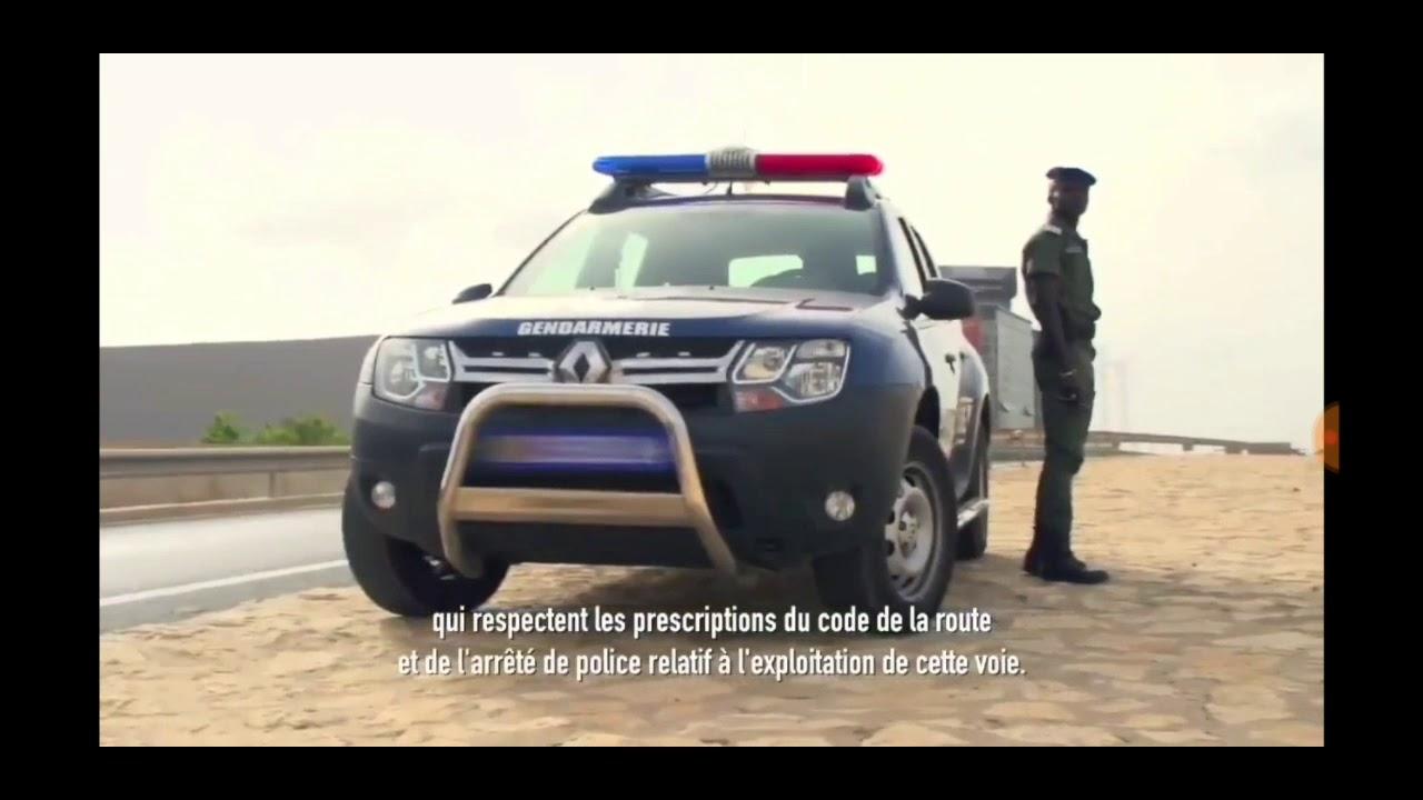 Magal Touba : La Gendarmerie s'engage à limiter les accidents...