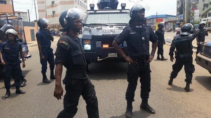 Guinée : une quarantaine de Sénégalais arrêtées...