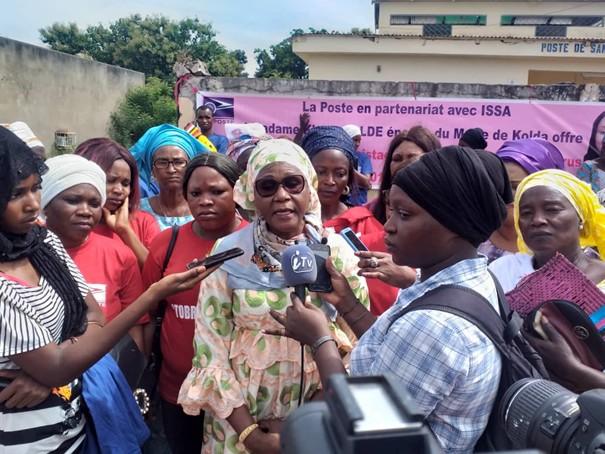 KOLDA: Des femmes derrière Khady Baldé pour