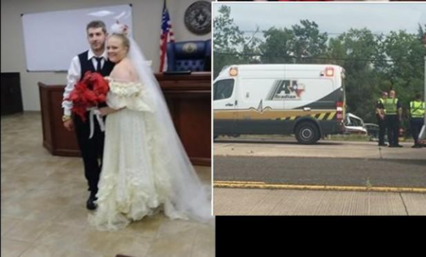 Ce couple de jeunes mariés meurt 10 minutes après le mariage
