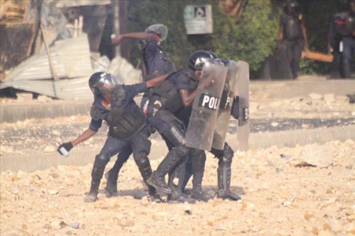 Université de Bambey: Affrontements entre étudiants et forces de l'ordre...