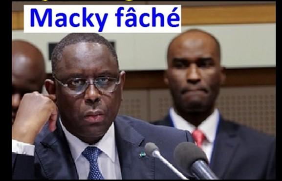 Macky rancunier jusqu'au bout...Il écarte Yaya Sow du Palais