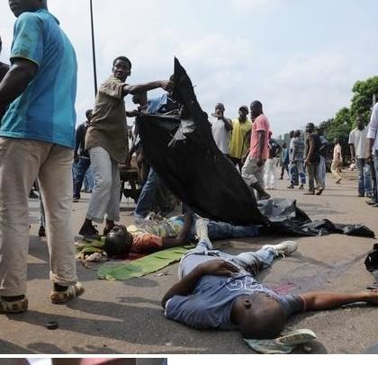 Burkina: 37 morts dans l'attaque d'un convoi d'or