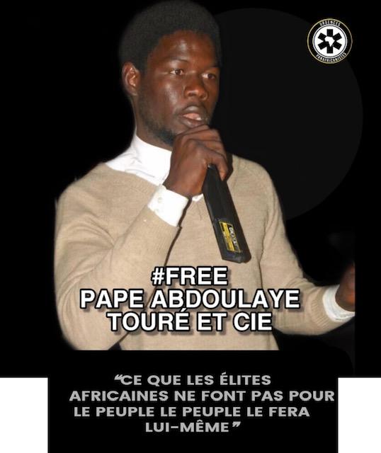 Arrestation de Pape Abdoulaye Touré et Cie : Urgence Panafricaniste Sénégal dénonce