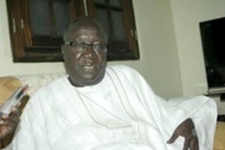 Décès de l'ancien député...Ahmed Saloum Boye
