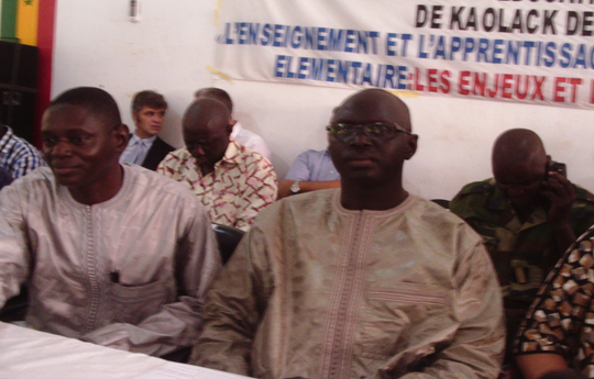 Kaolack: Le Conseil Départemental envoie les meilleurs élèves au Maroc…