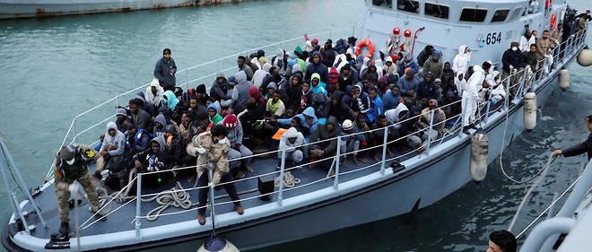 Immigration clandestine: 196 autres migrants interceptés par les garde-côtes mauritaniennes