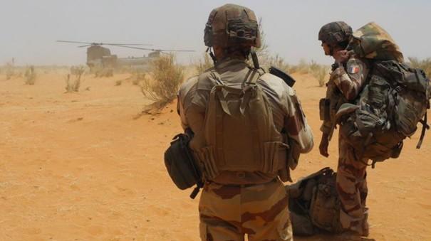 Mali : un militaire français grièvement blessé par une