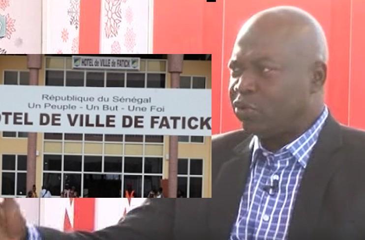 Sitor Ndour : « Je ne suis pas candidat à la mairie de Fatick »