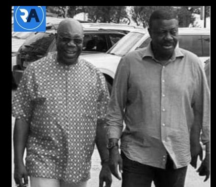 Pape Diouf et Manu Dibango...Deux monuments emportés par le