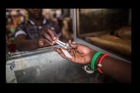 Sénégal...Bientôt plus de Cigarettes dans les boutiques ! Xibaaru