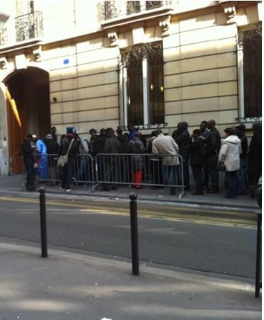 Aide à la diaspora : Le PS/France condamne les événements au consulat de Paris Xibaaru