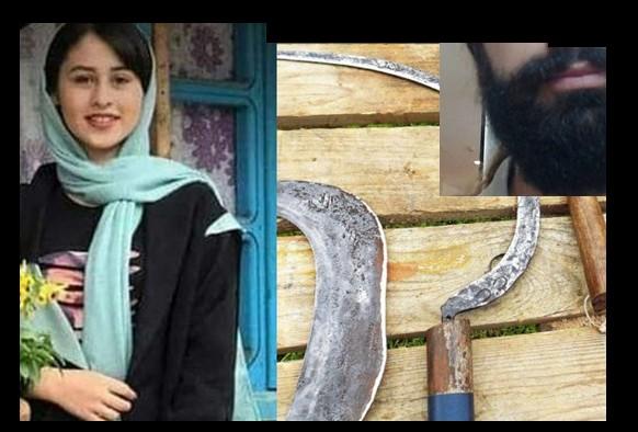 Scandale en Iran : il décapite sa fille de 13 ans…et ne sera