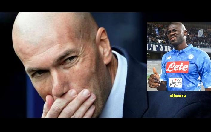 La nouvelle offensive de Zidane pour avoir Kalidou Loulibaly