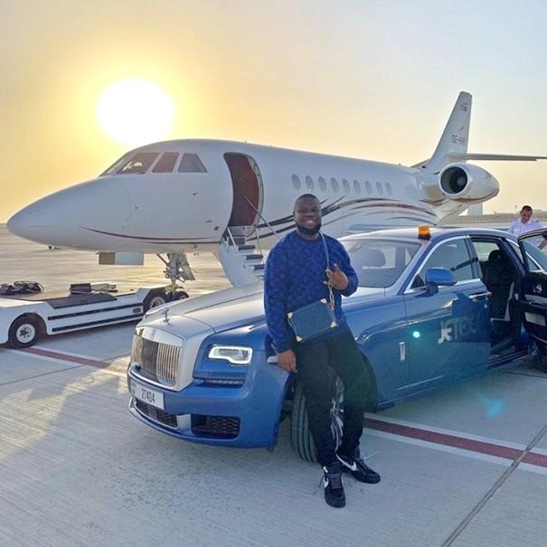 Le milliardaire nigérian Hush Puppi arrêté par FBI à Dubaï