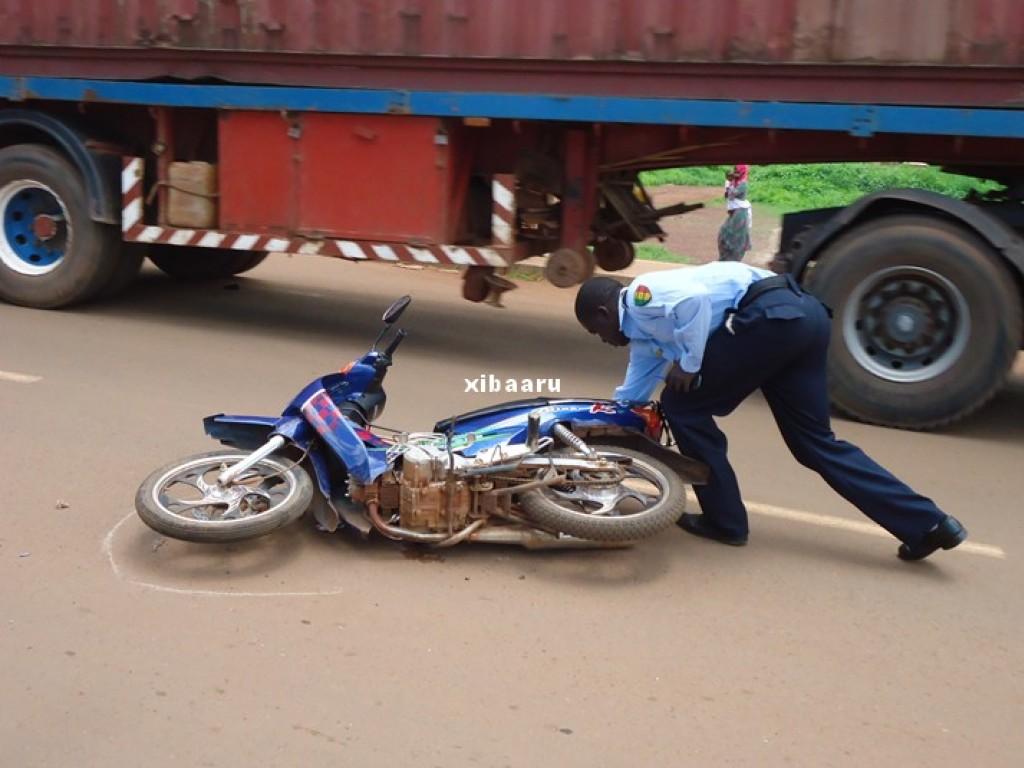 Kolda : Un accident de motos Jakarta fait trois morts