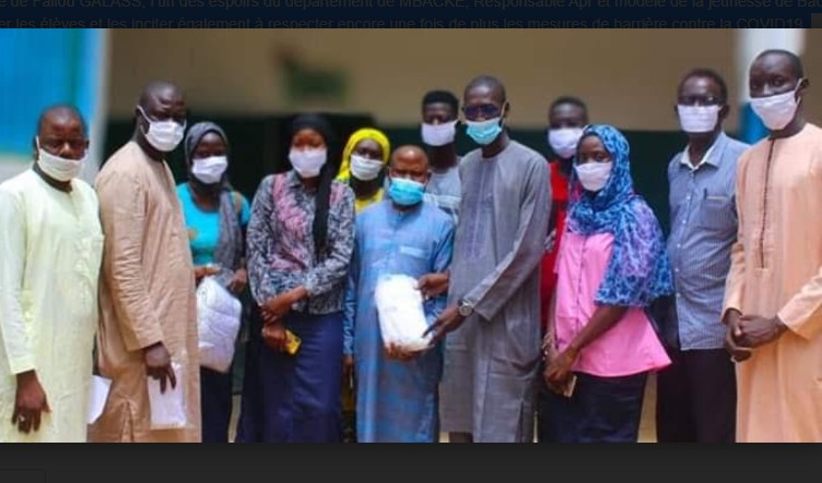 Mbacké : Le beau geste de Cheikh Abdou Ahad Faye