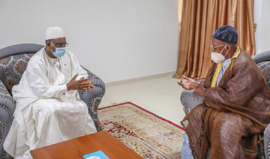 Médina Baye : Macky Sall témoigne sur Cheikh Ahmed Tidiane Niass