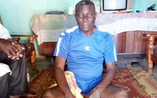 Nibombe Wake vit le calvaire depuis 2010 avec une balle