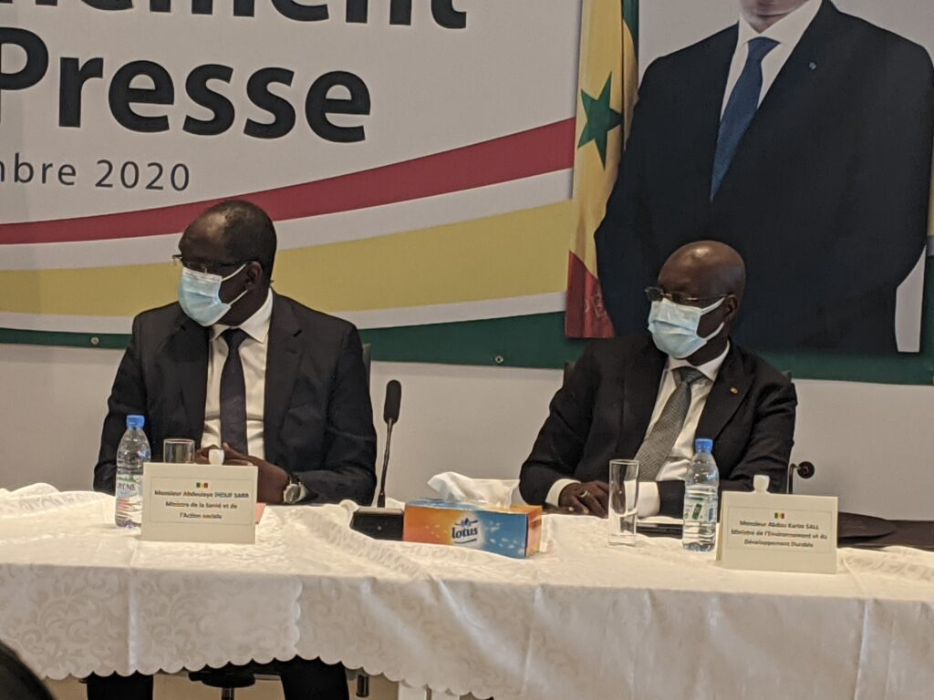 Maladie mystérieuse : Diouf Sarr et Abdou Karim Sall déballent... Xibaaru