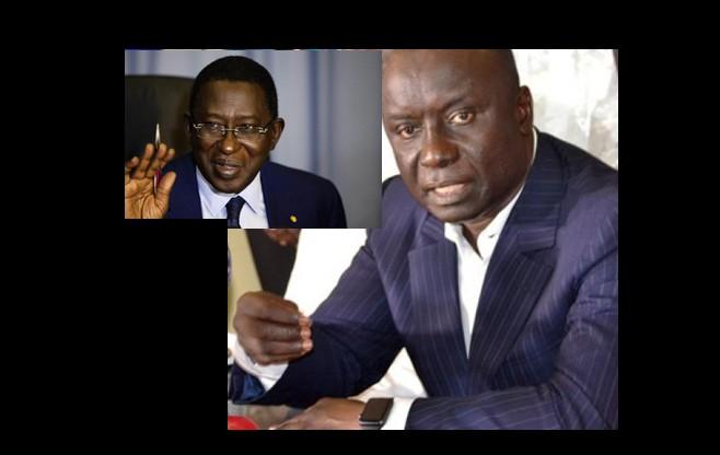 Le président du Rewmi Idrissa Seck présente ses condoléances