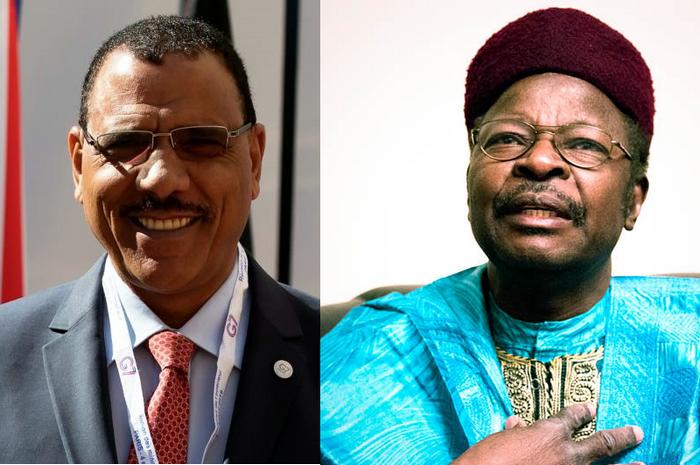 Présidentielle au Niger : Mohamed Bazoum et Mahamane Ousmane passent au second tour... Xibaaru