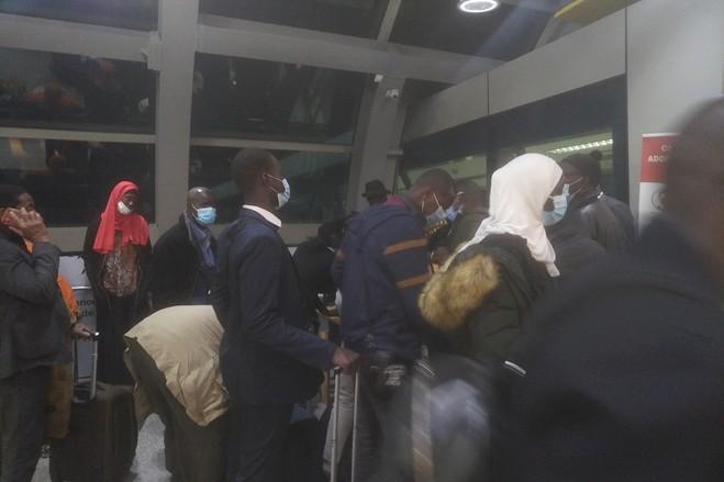 air senegal passagers 1 - Senenews - Actualité au Sénégal, Politique, Économie, Sport