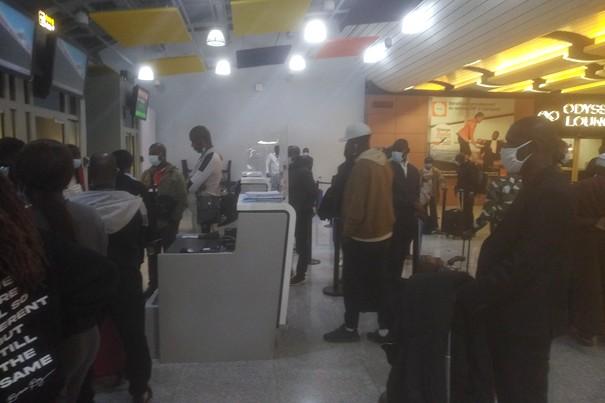 air senegal passagers 2 - Senenews - Actualité au Sénégal, Politique, Économie, Sport